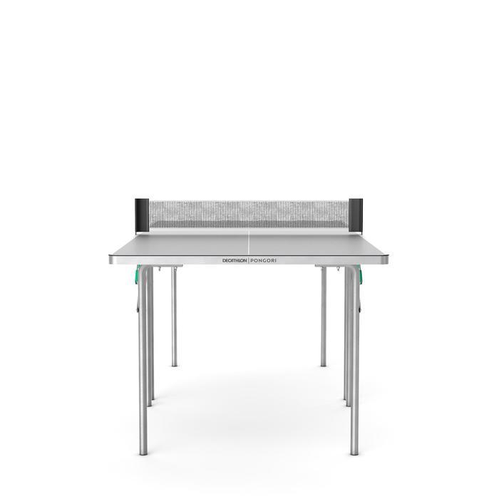 Tafeltennistafel Free PPT 130 Medium outdoor grijs