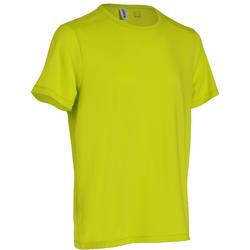 Heren T-shirt voor gym en pilates, regular fit - 164116