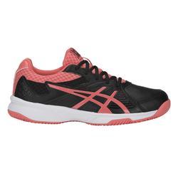Tennisschoenen voor dames gravel Court Slide zwart