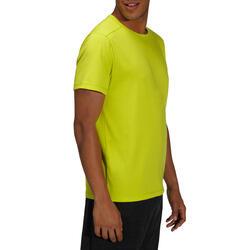 Heren T-shirt voor gym en pilates, regular fit - 164118