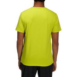 Heren T-shirt voor gym en pilates, regular fit - 164119