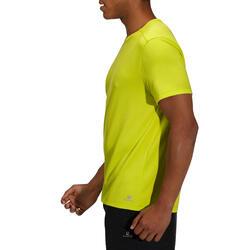 Heren T-shirt voor gym en pilates, regular fit - 164120