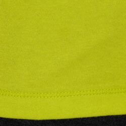 Heren T-shirt voor gym en pilates, regular fit - 164123