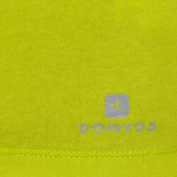 Heren T-shirt voor gym en pilates, regular fit - 164124