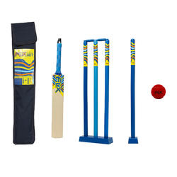 ADULT CRICKET SET SIZE 5 BLUE