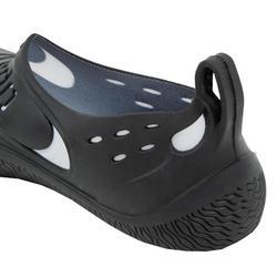 Waterschoenen voor aquagym, aquabike en aquafitness Zanpa zwart