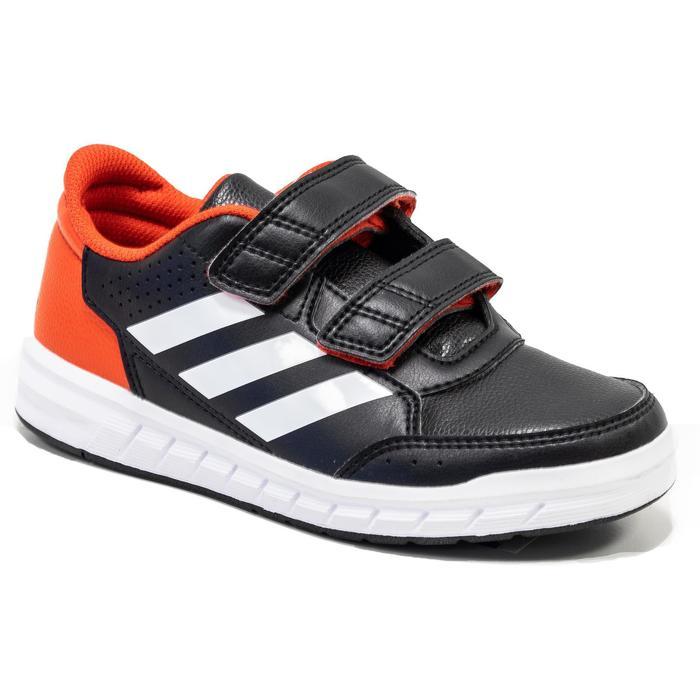 Tennisschoenen voor kinderen Adidas Altasport zwart/rood