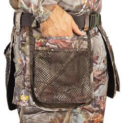 Riem met zakken voor de jacht 100 camouflage