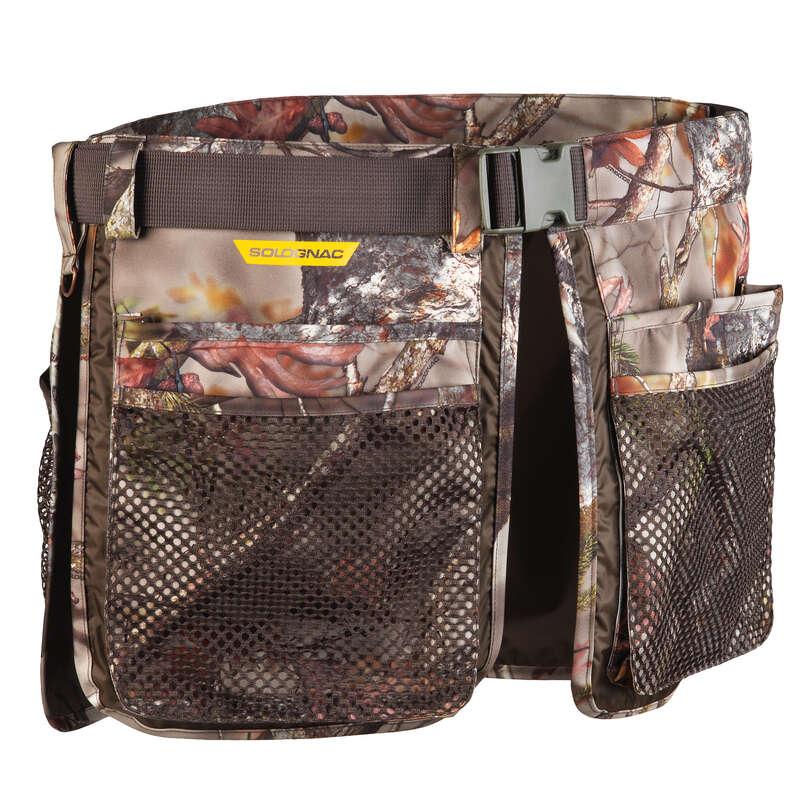 Equipaggiamento caccia piccola selvaggina Caccia - Cintura 100 mimetizzazione SOLOGNAC - Abbigliamento caccia