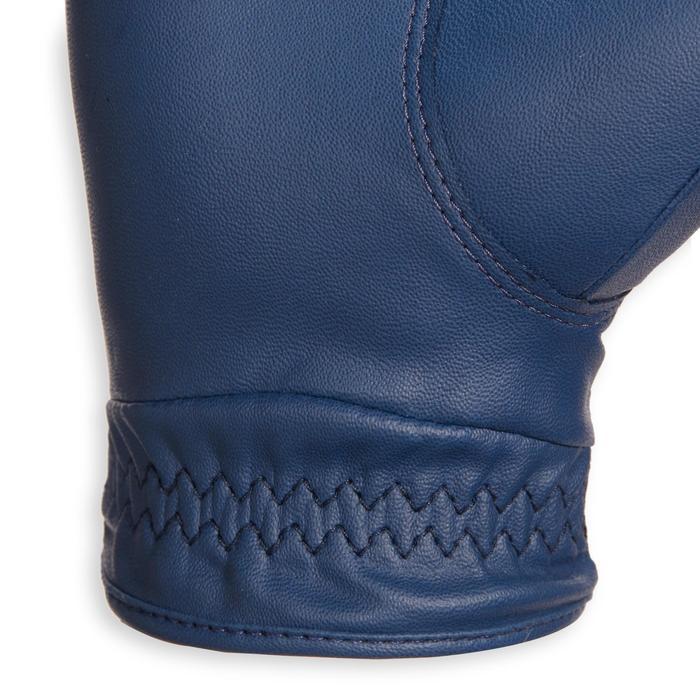 Handschoenen 560 heren marineblauw en blauw