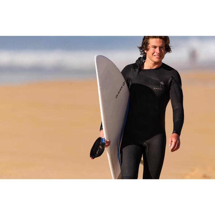 Combinaison SURF 900 Néoprène 4/3 mm homme Noire