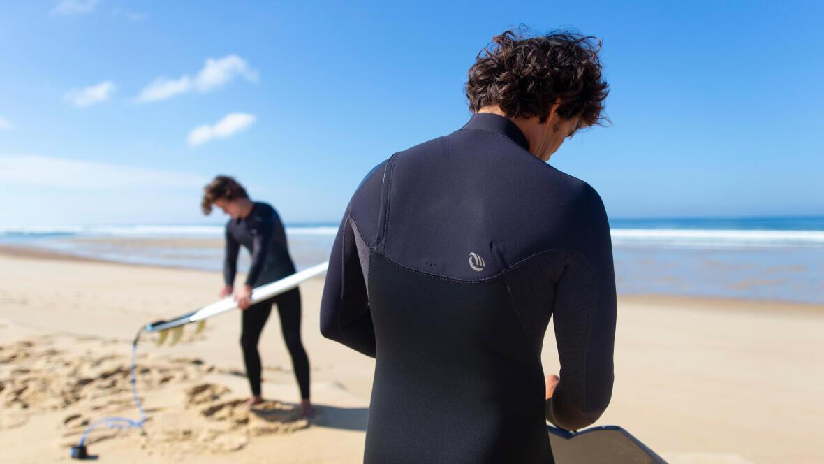 Hoe kies je een surfpak of wetsuit?