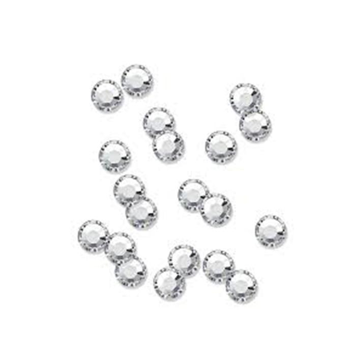 Strass crystal hotfix thermocollant SS12 3mm