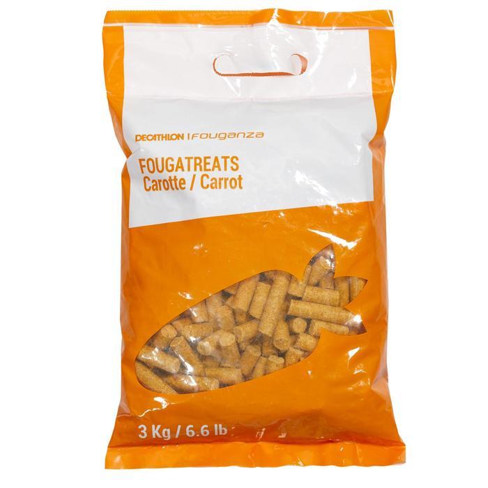 Leckerlis Fougatreats für Pony/Pferd Karotte – 3kg