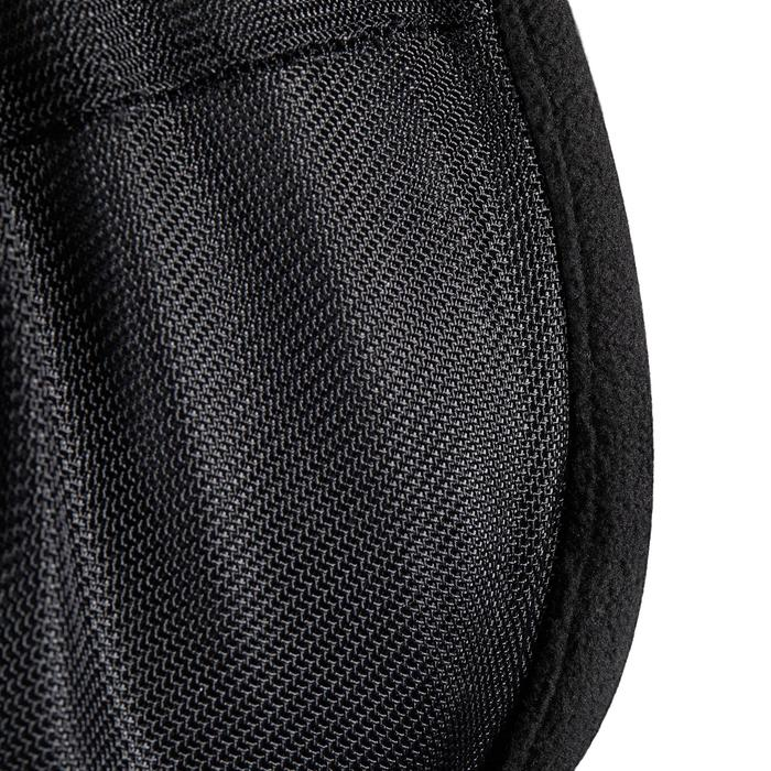 Vliegenmasker voor paard 500 zwart