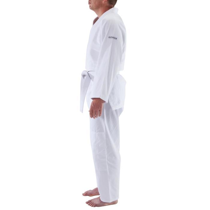 Pak voor judo en aikido 100 volwassenen wit