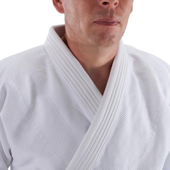 Pak voor judo en aikido 500 volwassenen wit