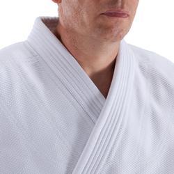 Judoanzug 900 Erwachsene weiß