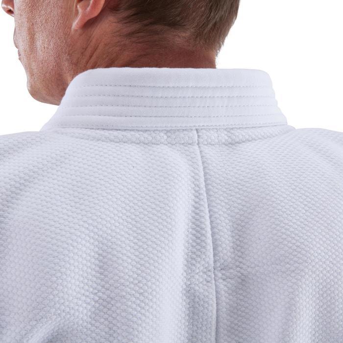 Kimono judo 900 adulte blanc
