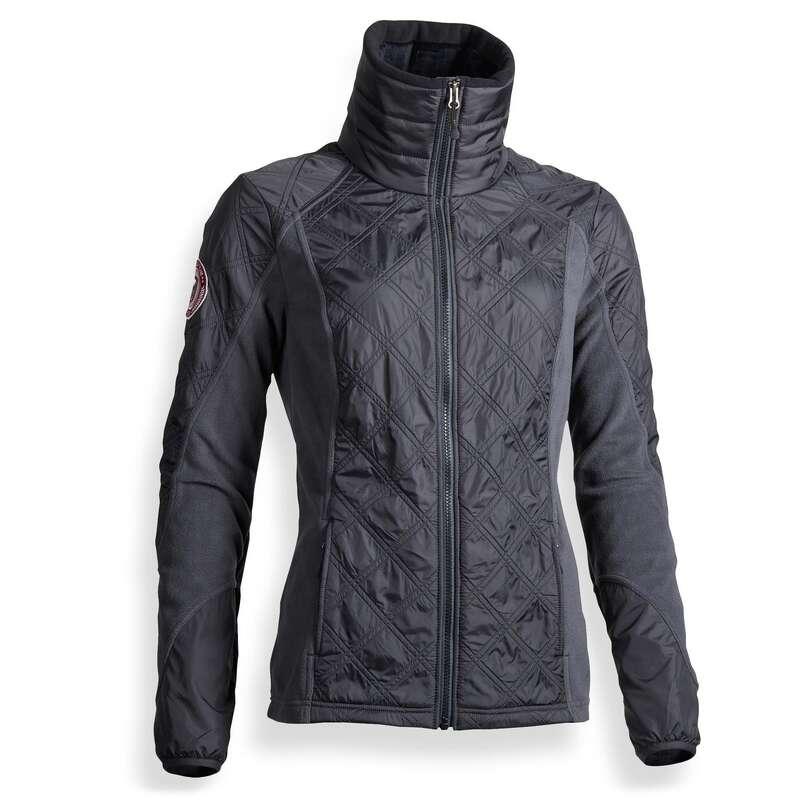 Îmbrăcăminte echitație damă vreme rece Descopera Produsele Reduse - Polar 500 WARM damă FOUGANZA - COPII
