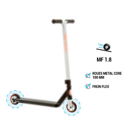 MF1.8 Freestyle Scooter - Turquoise