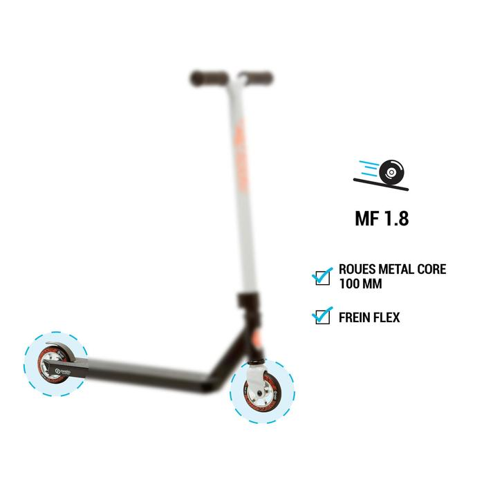 Freestylestep MF1.8 zwart wit