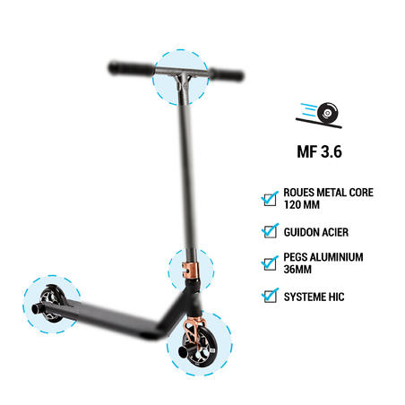 MF3.6 V5 Scooter - Neochrome