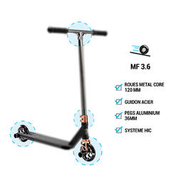 MF3.6 V5 Freestyle Scooter - Neochrome