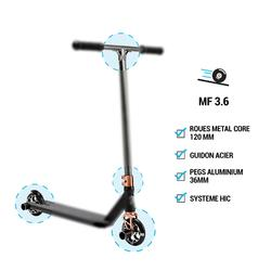 Freestylestep MF 3.6 V5 koperkleur/zwart