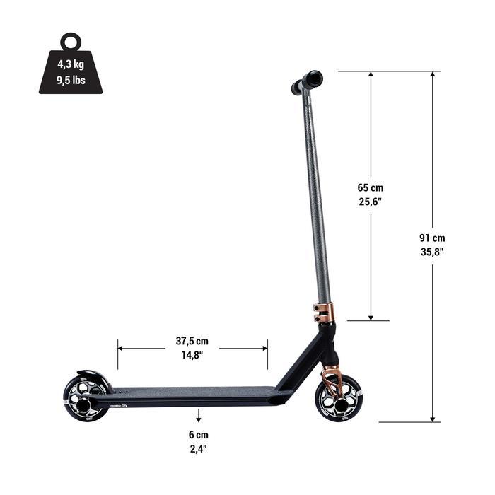 Roller Stunt-Scooter MF3.6 V5