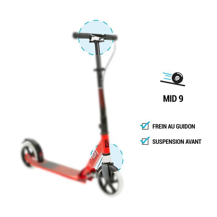 滑板車MID 9 - 粉紅色