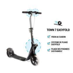 Step voor volwassenen Town 7 EF V2 blauw/zwart