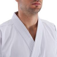 Kimono de kárate 100 adulto