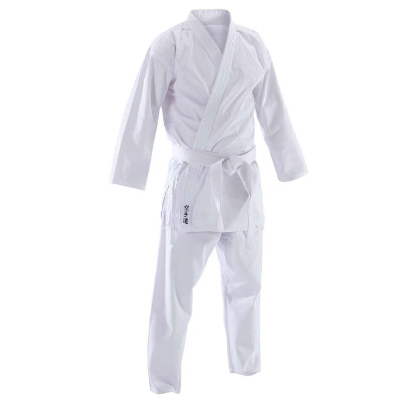 KARATE Martial Arts - 100 Adult Karate Uniform OUTSHOCK - Martial Arts