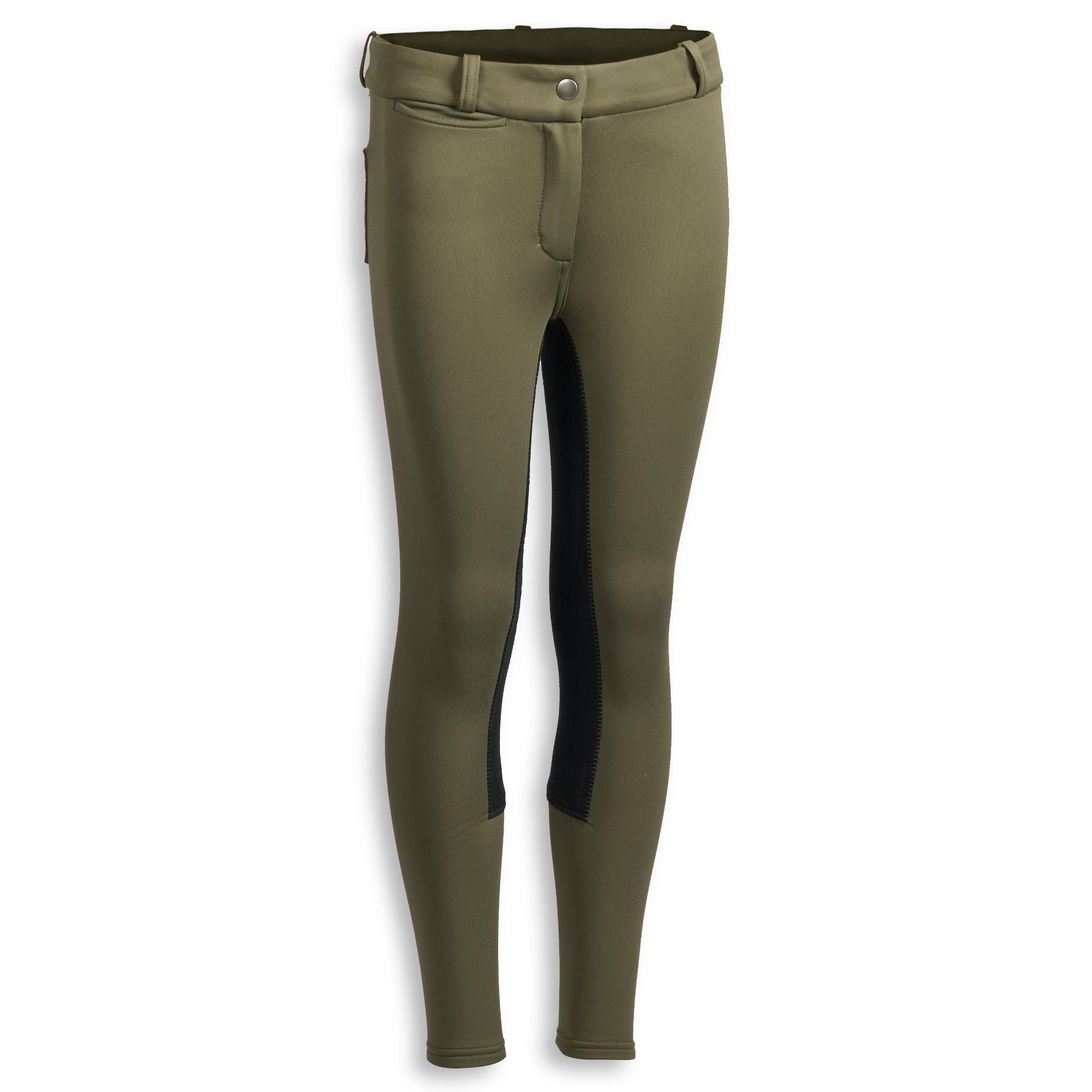 Pantalon călduros 180WARM kaki
