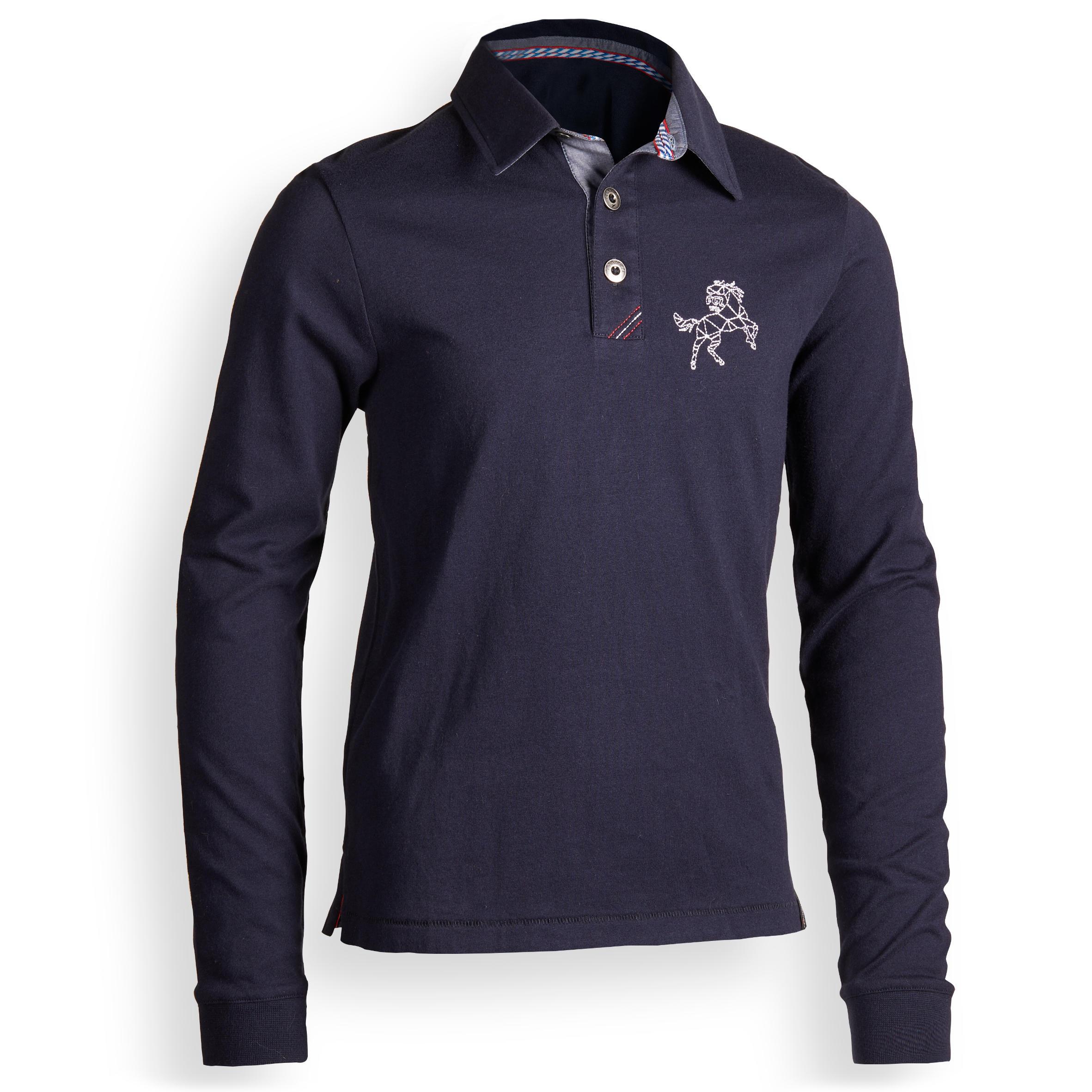 a00157703ca Comprar polos y camisas de Equitación | Decathlon