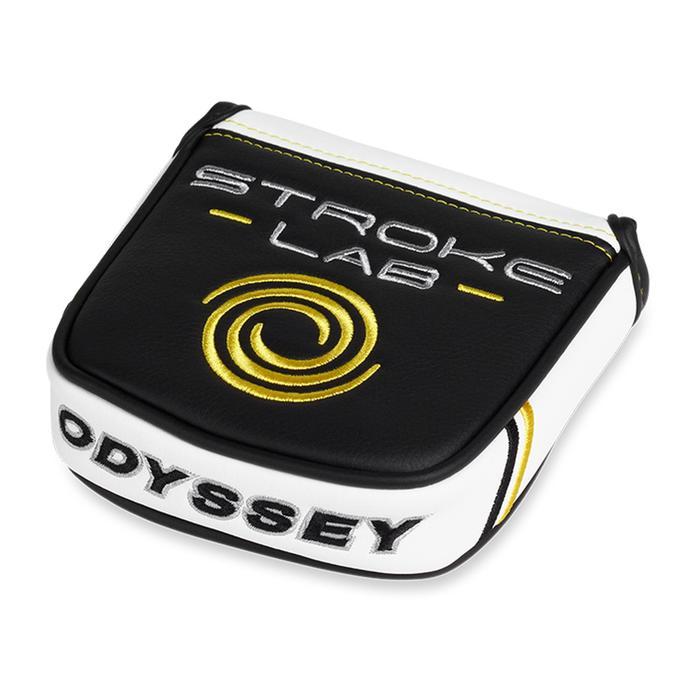 PUTTER DE GOLF ODYSSEY STROKE LAB 2 BALLS FANGS PISTOL DIESTRO
