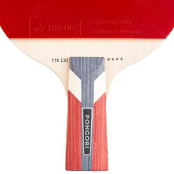 TTR 130 4* C-Pen Spin Club and School Table Tennis Bat + Cover