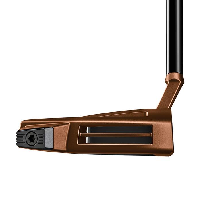 PUTTER GOLF TAYLORMADE SPIDER X COPPER DROITIER