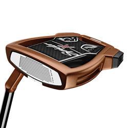 Golf putter Taylormade Spider X Copper rechtshandig