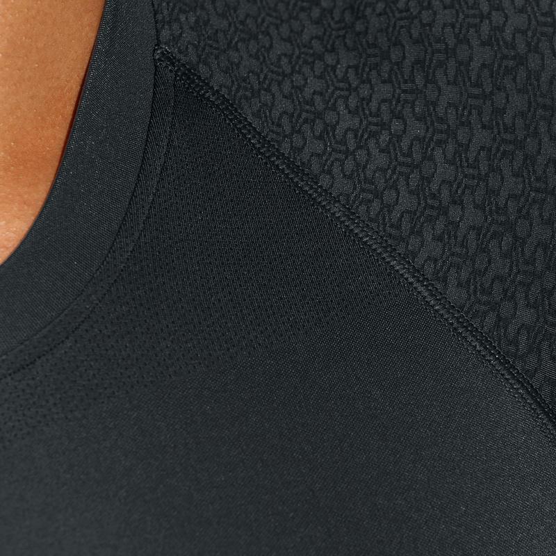 เสื้อยืดเพาะกายแขนยาวรุ่น Muscle Xtreme (สีเทา)