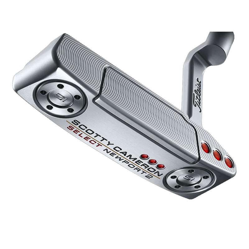 ADVANCED GOLF CLUBS Golf - PUTTER SCOTTY SEL NEWPORT 2 L TITLEIST - Golf Clubs