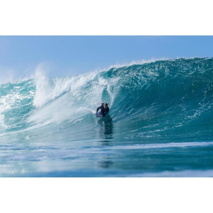 "Bodyboard 900 40"" für Körpergröße 1,55–1,70 m + Leash blau"