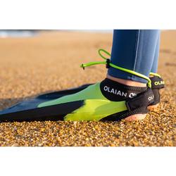 Chaussons / Chaussettes basses néoprène 1,5mm pour palmes de bodyboard