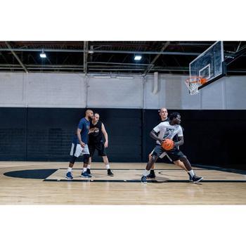 Basketballtrikot 500 Herren Fortgeschrittene grau Shoot