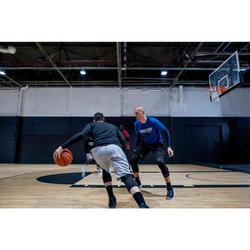 Knieschoner Protection Basketball Erwachsene schwarz