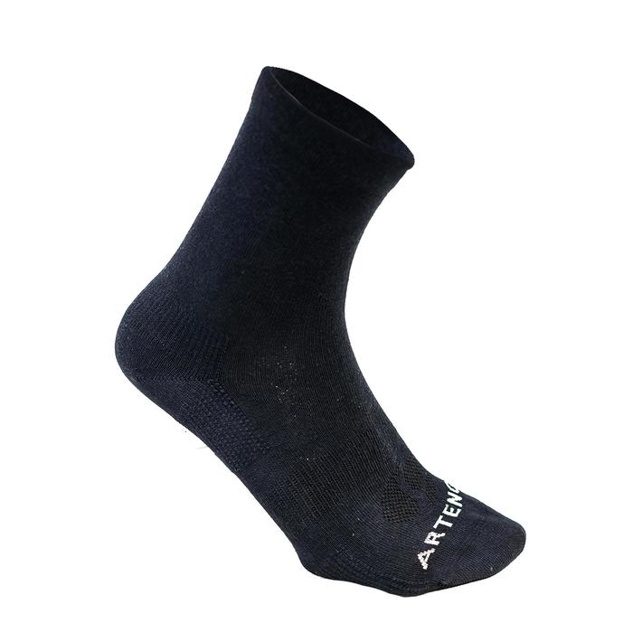 Tennissocken RS160 High 3er Pack marineblau