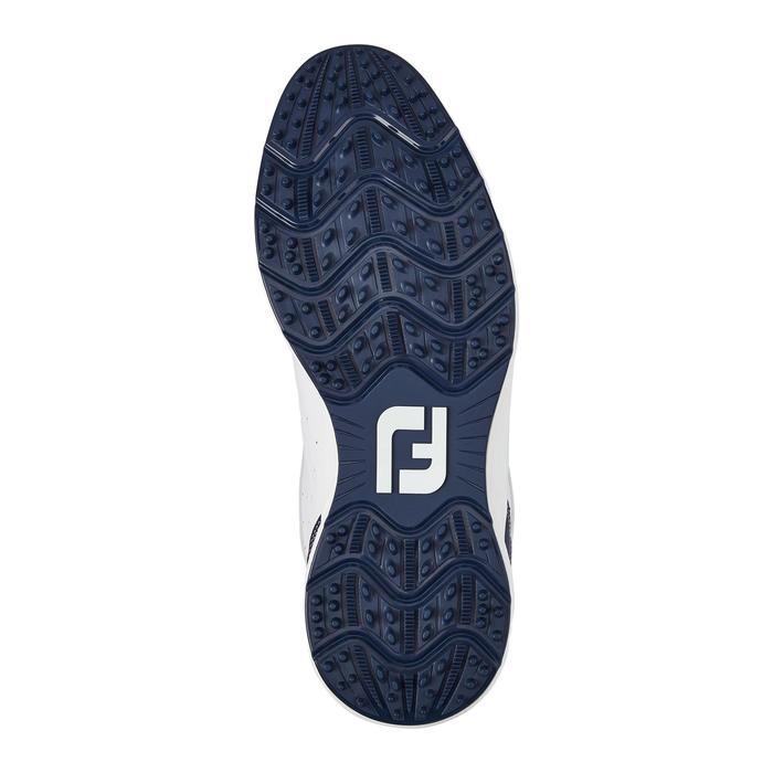 Golfschoenen voor heren Arc SL wit/marineblauw