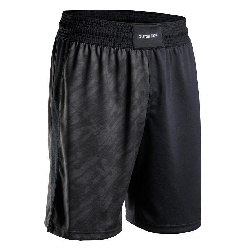 500 Boxing Shorts - Black