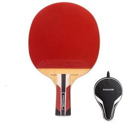 TTR 530 5* Spin C-Pen Club Table Tennis Bat + Cover
